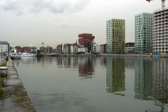 Anvers, docks
