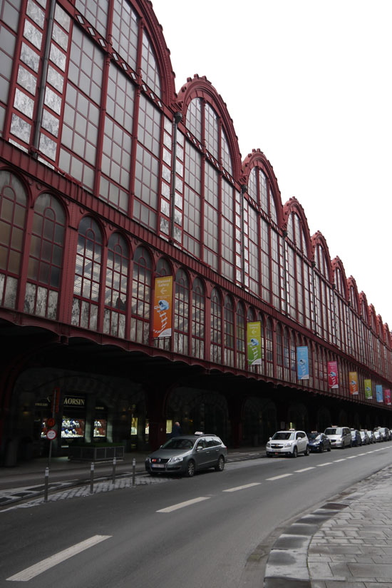 Anvers, Gare centrale