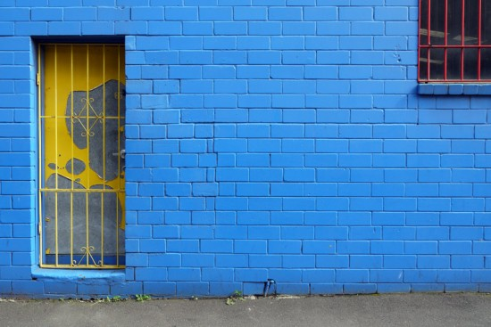 Sydney, Redfern, door