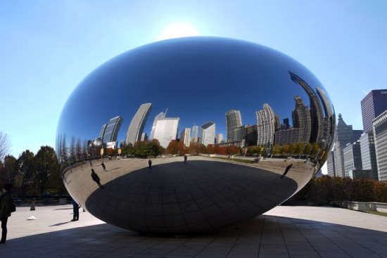 Chicago, Anish Kapoor Cloud Gate