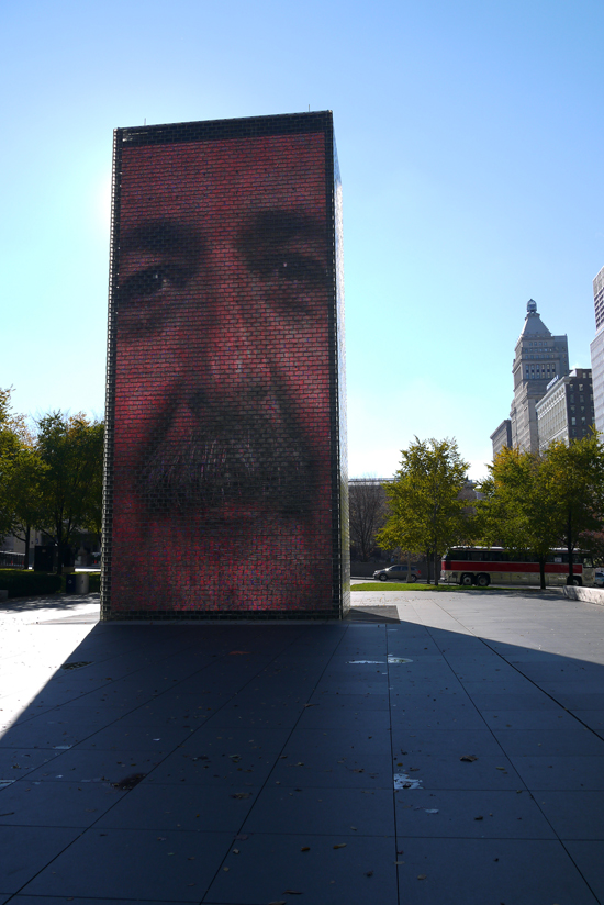 Chicago, Crown fountain