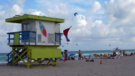 Miami, South Beach, Lifeguard House