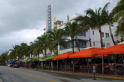 Miami, South Beach, Ocean Drive