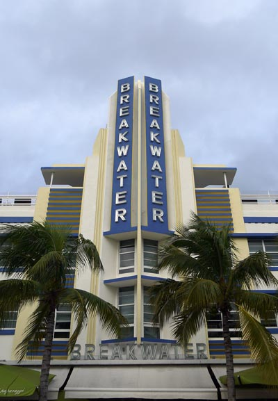 Miami, South Beach, Breakwater Hotel