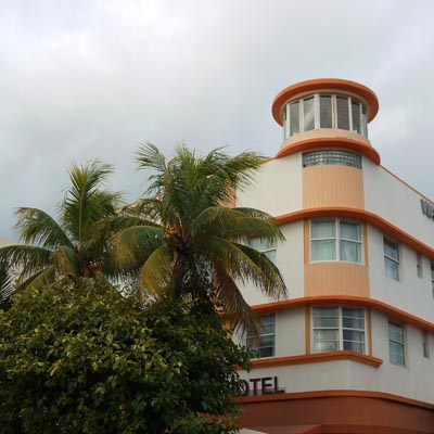 Miami, South Beach, Hotel