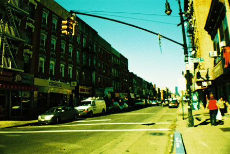 New York, oct. 2012 // Lomo